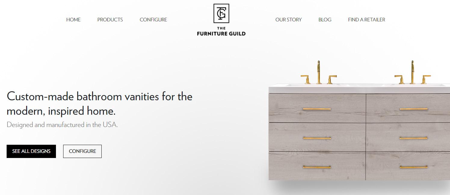 The Power of furnitureguild.com